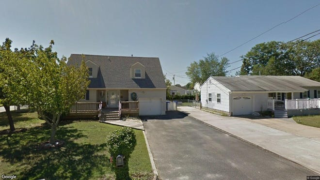 This Google Street View image shows the approximate location of 203 Pinewood Road in Toms River. The property at this address changed hands in September 2019, when new owner bought the property for $258,000.