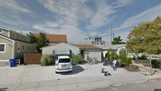 This Google Street View image shows the approximate location of 56 Ocean Bay Blvd. in Toms River. The property at this address changed hands in July 2019, when new owner bought the property for $475,000.