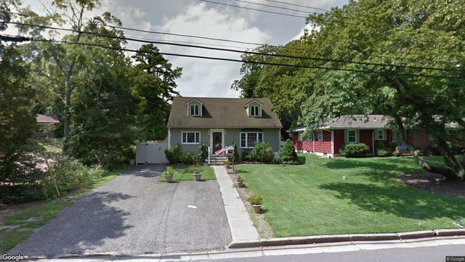 This Google Street View image shows the approximate location of 118 Haines Road in Toms River. The property at this address changed hands in September 2019, when new owner bought the property for $345,000.