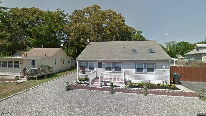This Google Street View image shows the approximate location of 621 Parkside Ave. in Toms River. The property at this address changed hands in September 2019, when new owner bought the property for $300,000.