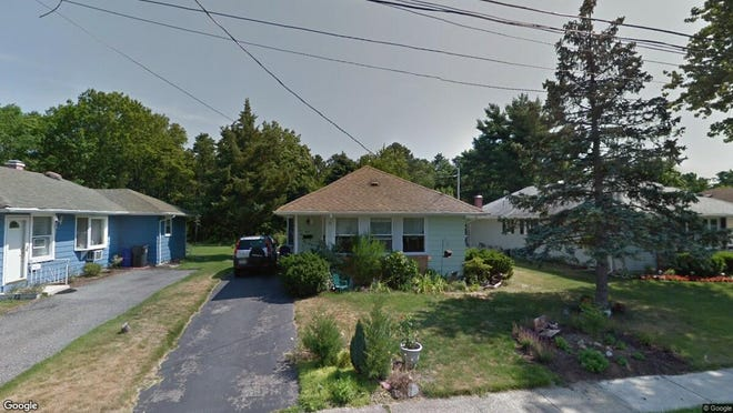 This Google Street View image shows the approximate location of 42 Parisian Drive in Toms River. The property at this address changed hands in September 2019, when new owners bought the property for $122,000.