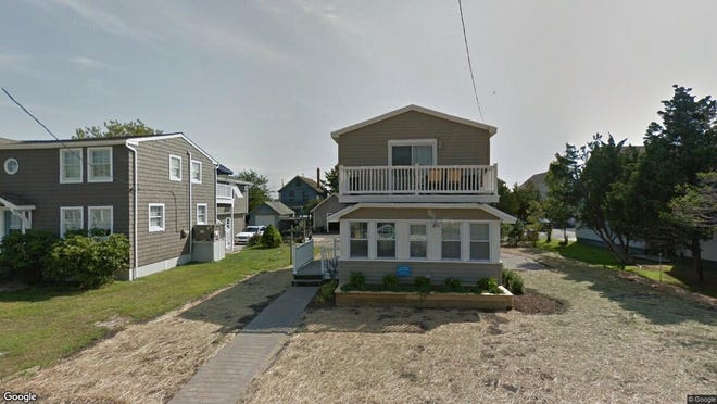 This Google Street View image shows the approximate location of 20 W. 83rd St. in Harvey Cedars. The property at this address changed hands in September 2019, when new owner bought the property for $650,000.