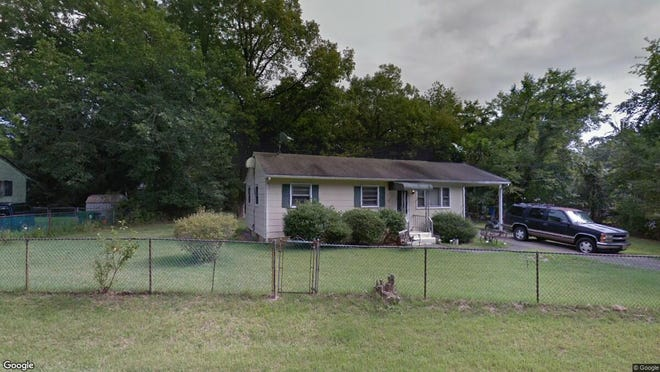 This Google Street View image shows the approximate location of 1 Chestnut Drive in Jackson. The property at this address changed hands in September 2019, when new owners bought the property for $209,900.