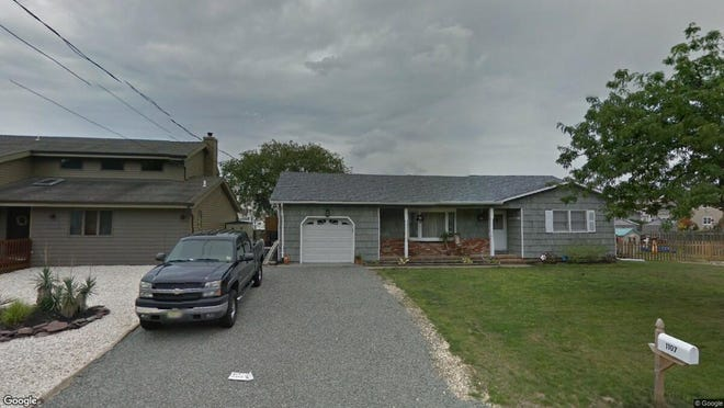This Google Street View image shows the approximate location of 1107 Pensacola Road in Lacey. The property at this address changed hands in October 2019, when new owners bought the property for $285,000.