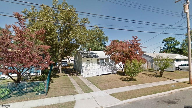 This Google Street View image shows the approximate location of 403 Maple St. in Lakehurst. The property at this address changed hands in September 2019, when new owners bought the property for $179,900.