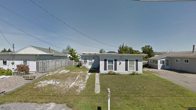 This Google Street View image shows the approximate location of 14 W. Mohawk Drive in Little Egg Harbor. The property at this address changed hands in September 2019, when new owners bought the property for $124,000.