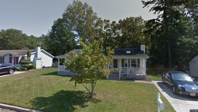 This Google Street View image shows the approximate location of 306 Lake Crystalbrook Drive in Little Egg Harbor. The property at this address changed hands in September 2019, when new owner bought the property for $156,000.