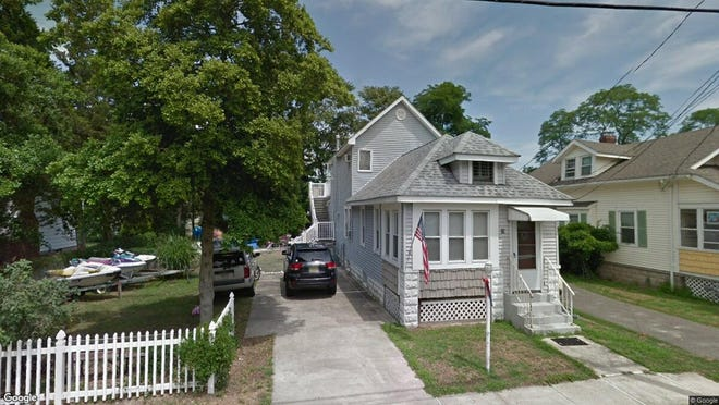 This Google Street View image shows the approximate location of 25 E. Bayview Ave. in Ocean Gate. The property at this address changed hands in September 2019, when new owner bought the property for $190,000.