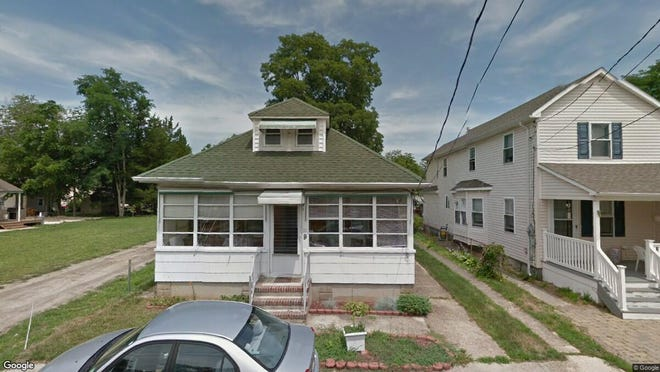 This Google Street View image shows the approximate location of 21 W. Pt Pleasant Ave. in Ocean Gate. The property at this address changed hands in August 2019, when new owner bought the property for $170,000.