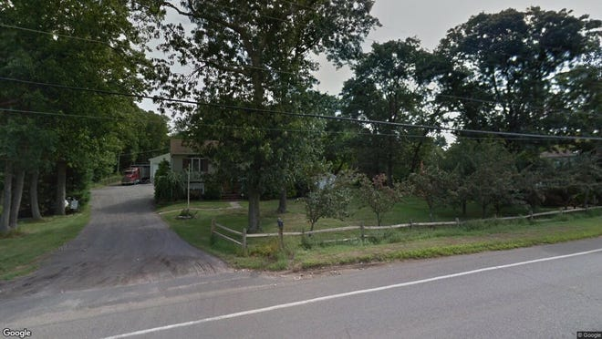 This Google Street View image shows the approximate location of 798 Pinehurst Road in Plumsted. The property at this address changed hands in September 2019, when new owner bought the property for $374,000.