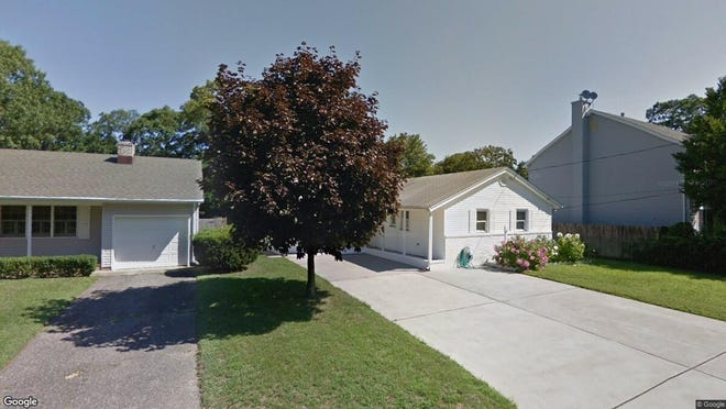 This Google Street View image shows the approximate location of 2109 Miller Road in Point Pleasant. The property at this address changed hands in September 2019, when new owners bought the property for $365,000.