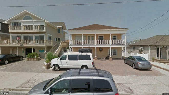 This Google Street View image shows the approximate location of 405 S. Ocean Ave. in Seaside Park. The property at this address changed hands in September 2019, when new owners bought the property for $1,130,000.