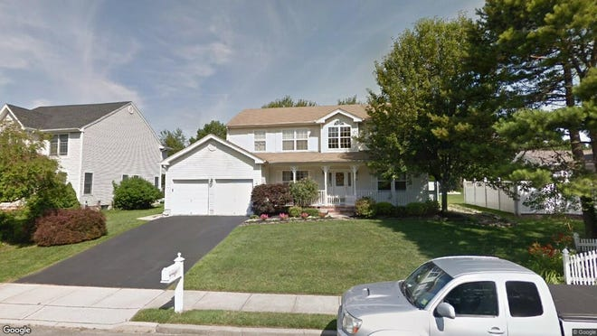 This Google Street View image shows the approximate location of 27 Daniels Drive in Stafford. The property at this address changed hands in September 2019, when new owners bought the property for $400,000.