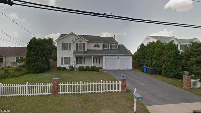 This Google Street View image shows the approximate location of 1691 Breakers Drive in Stafford. The property at this address changed hands in September 2019, when new owners bought the property for $319,500.