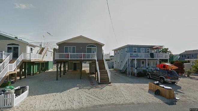 This Google Street View image shows the approximate location of 228 N. 17th St. in Surf City. The property at this address changed hands in August 2019, when new owners bought the property for $742,000.