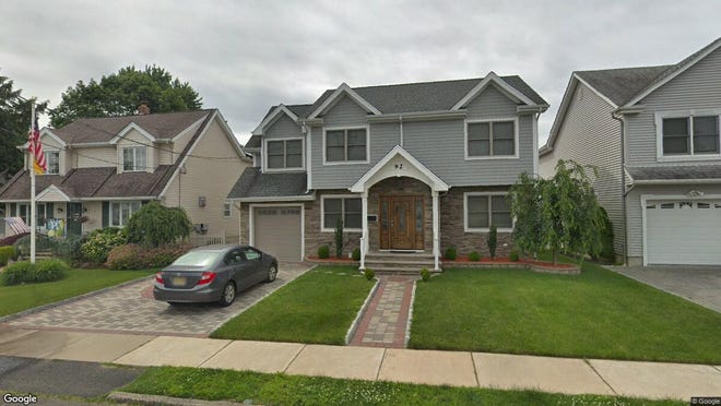 This Google Street View image shows the approximate location of 92 Alberta Drive in Saddle Brook. The property at this address changed hands in July 2019, when new owner bought the property for $620,000.