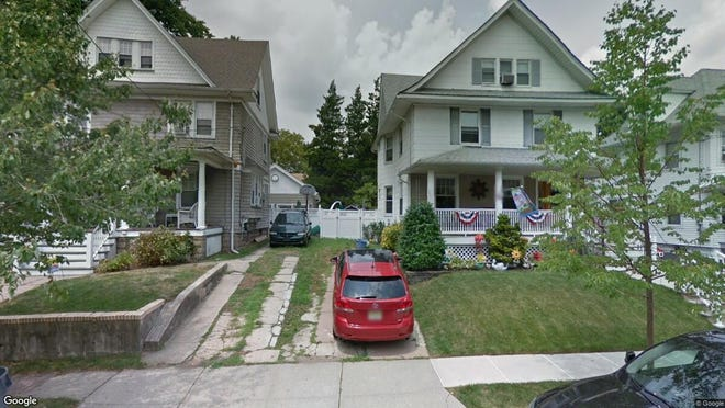 This Google Street View image shows the approximate location of 40 Courrier Place in Rutherford. The property at this address changed hands in August 2019, when new owners bought the property for $485,000.