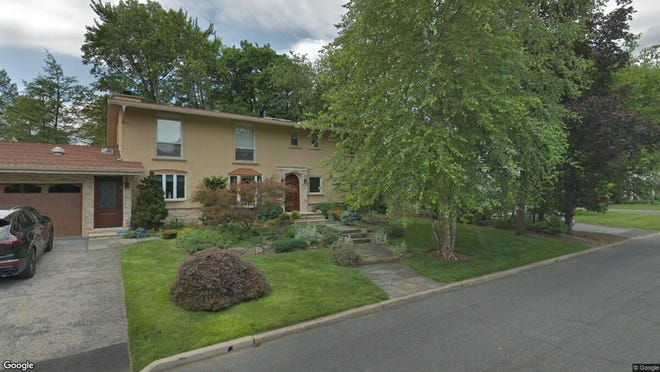 This Google Street View image shows the approximate location of 25 Cherry St. in Tenafly. The property at this address changed hands in June 2019, when new owners bought the property for $948,000.