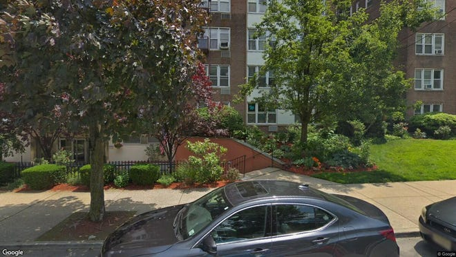 This Google Street View image shows the approximate location of 2160 Center Ave. #4U in Fort Lee. The property at this address changed hands in August 2019, when new owners bought the property for $180,000.