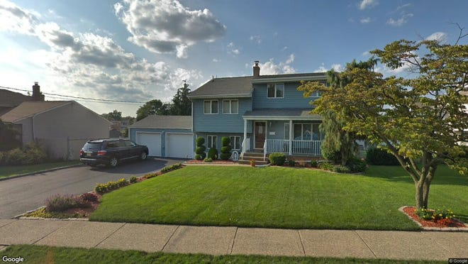 This Google Street View image shows the approximate location of 243 Hillside Ave. in Saddle Brook. The property at this address changed hands in August 2019, when new owners bought the property for $490,000.