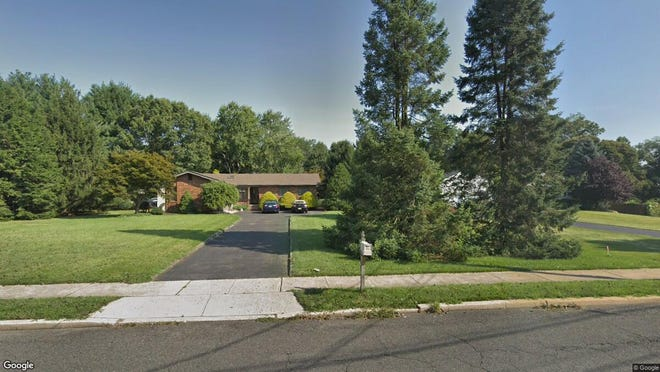 This Google Street View image shows the approximate location of 252 Rues Lane in East Brunswick. The property at this address changed hands in September 2019, when new owners bought the property for $375,000.