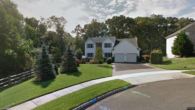 This Google Street View image shows the approximate location of 27 Christinalynn Drive in Monroe. The property at this address changed hands in August 2019, when new owners bought the property for $632,000.