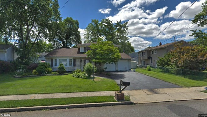 This Google Street View image shows the approximate location of 1486 Cherokee Place in North Brunswick. The property at this address changed hands in August 2019, when new owners bought the property for $355,000.