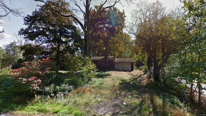 This Google Street View image shows the approximate location of 44 Pleasant Valley Road in Old Bridge. The property at this address changed hands in September 2019, when new owners bought the property for $375,000.