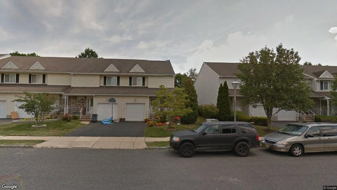 This Google Street View image shows the approximate location of 22 Forest Gardens Drive in Old Bridge. The property at this address changed hands in September 2019, when new owner bought the property for $360,000.