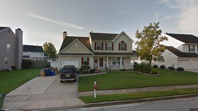 This Google Street View image shows the approximate location of 33 Buckley Lane in Evesham. The property at this address changed hands in July 2019, when new owner bought the property for $155,000.