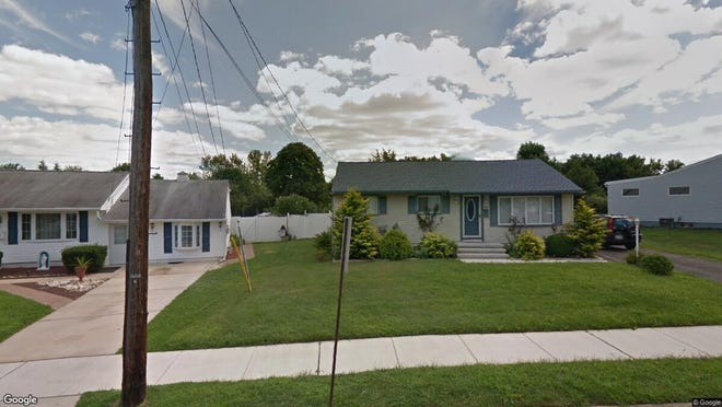 This Google Street View image shows the approximate location of 88 Chas Bossert Drive in Bordentown Township. The property at this address changed hands in July 2019, when new owners bought the property for $260,000.