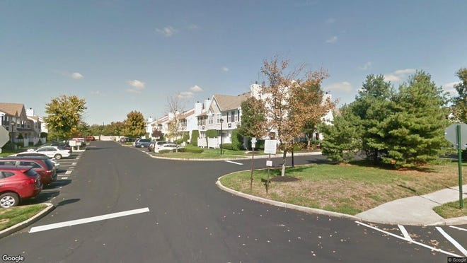 This Google Street View image shows the approximate location of 3106 Saxony Drive in Mount Laurel. The property at this address changed hands in September 2019, when new owner bought the property for $190,000.