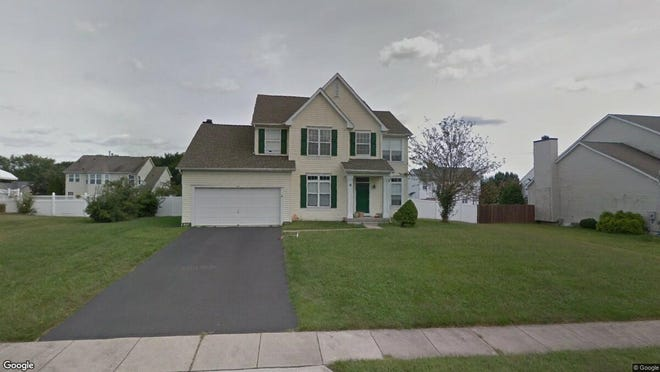 This Google Street View image shows the approximate location of 12 Quincy Manor Lane in Burlington. The property at this address changed hands in June 2019, when new owner bought the property for $385,000.