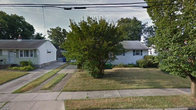 This Google Street View image shows the approximate location of 412 W. Charles St. in Palmyra. The property at this address changed hands in September 2019, when new owner bought the property for $154,900.