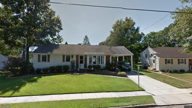 This Google Street View image shows the approximate location of 504 Ithaca Ave. in Delran. The property at this address changed hands in September 2019, when new owner bought the property for $252,900.