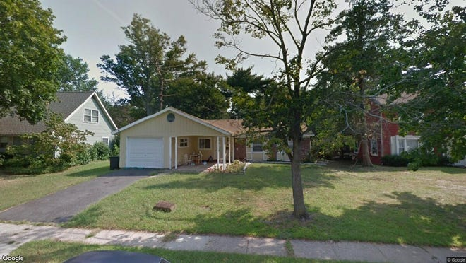 This Google Street View image shows the approximate location of 215 Somerset Drive in Willingboro. The property at this address changed hands in July 2019, when new owner bought the property for $139,000.