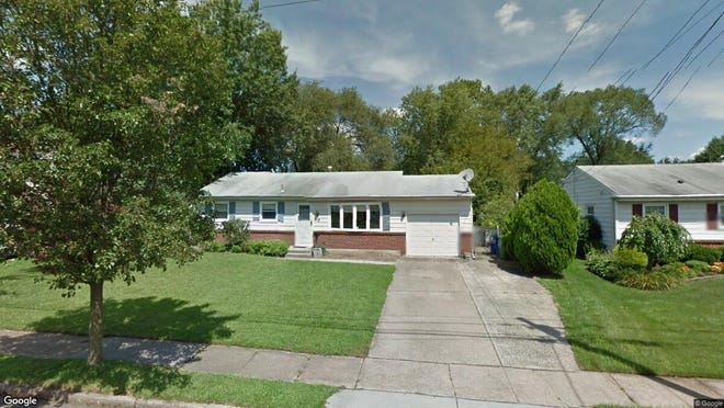 This Google Street View image shows the approximate location of 9 Abington Ave. in Evesham. The property at this address changed hands in September 2019, when new owner bought the property for $175,000.