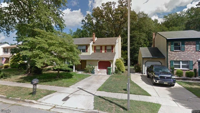 This Google Street View image shows the approximate location of 86 Lakeside Drive in Evesham. The property at this address changed hands in August 2019, when new owners bought the property for $280,000.