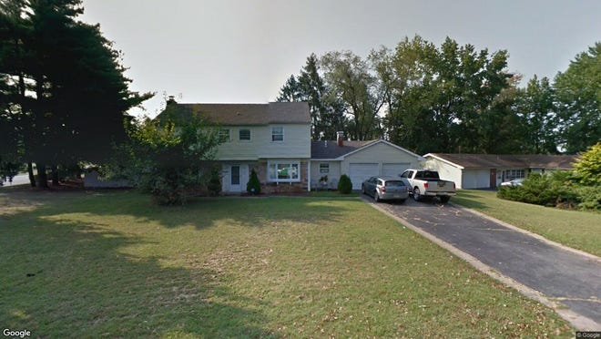 This Google Street View image shows the approximate location of 68 Courtland Lane in Willingboro. The property at this address changed hands in August 2019, when new owner bought the property for $268,000.