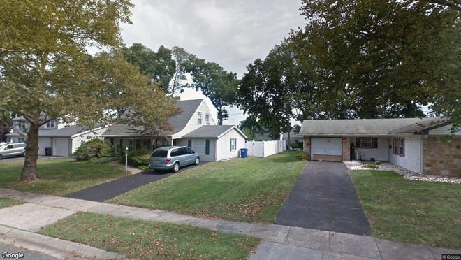 This Google Street View image shows the approximate location of 78 Hazelwood Circle in Willingboro. The property at this address changed hands in June 2019, when new owner bought the property for $124,500.