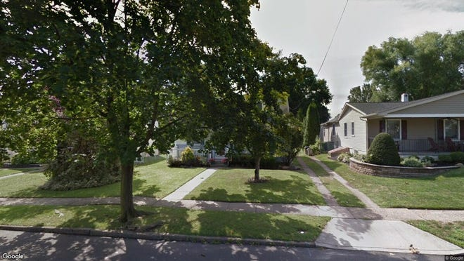 This Google Street View image shows the approximate location of 516 W. Merchant St. in Audubon. The property at this address changed hands in August 2019, when new owner bought the property for $205,000.