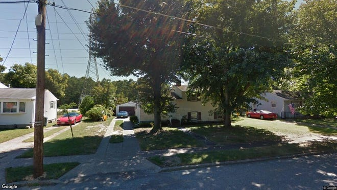 This Google Street View image shows the approximate location of 17 S. Club Road in Pine Hill. The property at this address changed hands in August 2019, when new owners bought the property for $87,000.