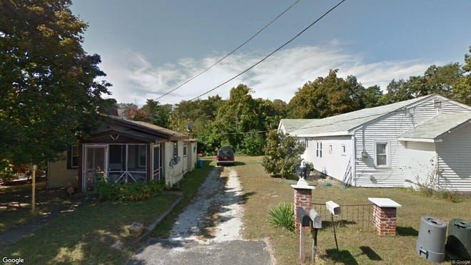 This Google Street View image shows the approximate location of 414 Oak Ave. in Berlin Township. The property at this address changed hands in August 2019, when new owner bought the property for $52,000.