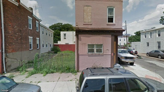 This Google Street View image shows the approximate location of 451 Line St. in Camden. The property at this address changed hands in May 2019, when new owner bought the property for $92,000.
