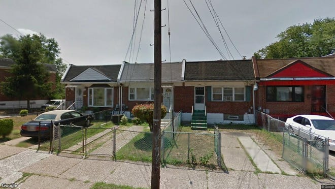 This Google Street View image shows the approximate location of 1131 Lake Shore Drive in Camden. The property at this address changed hands in April 2019, when new owner bought the property for $77,500.
