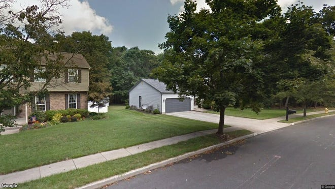 This Google Street View image shows the approximate location of 27 Easton Drive in Gloucester Township. The property at this address changed hands in July 2019, when new owner bought the property for $207,000.