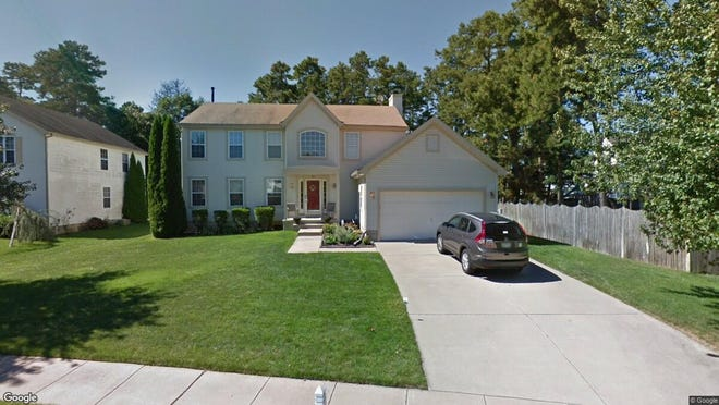 This Google Street View image shows the approximate location of 36 Cedar Grove Drive in Gloucester Township. The property at this address changed hands in August 2019, when new owners bought the property for $247,000.