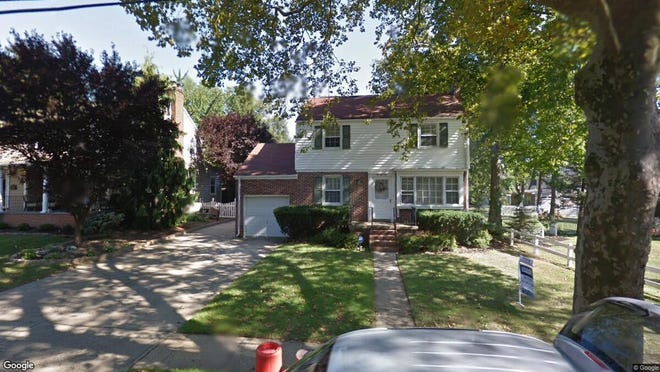 This Google Street View image shows the approximate location of 255 Crystal Terrace in Haddon. The property at this address changed hands in August 2019, when new owners bought the property for $350,000.