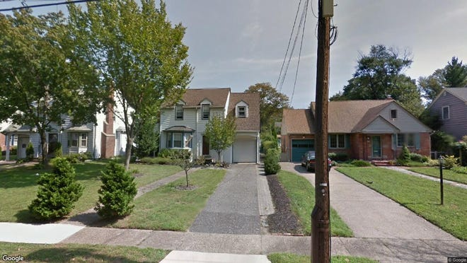 This Google Street View image shows the approximate location of 420 Addison Ave. in Haddon. The property at this address changed hands in August 2019, when new owners bought the property for $300,000.