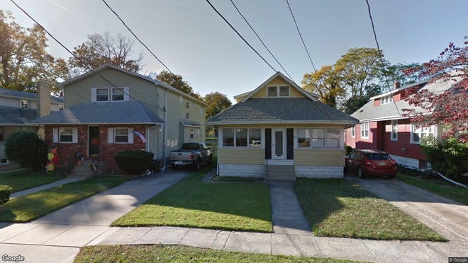 This Google Street View image shows the approximate location of 323 Landis Ave. in Oaklyn. The property at this address changed hands in August 2019, when new owners bought the property for $174,000.